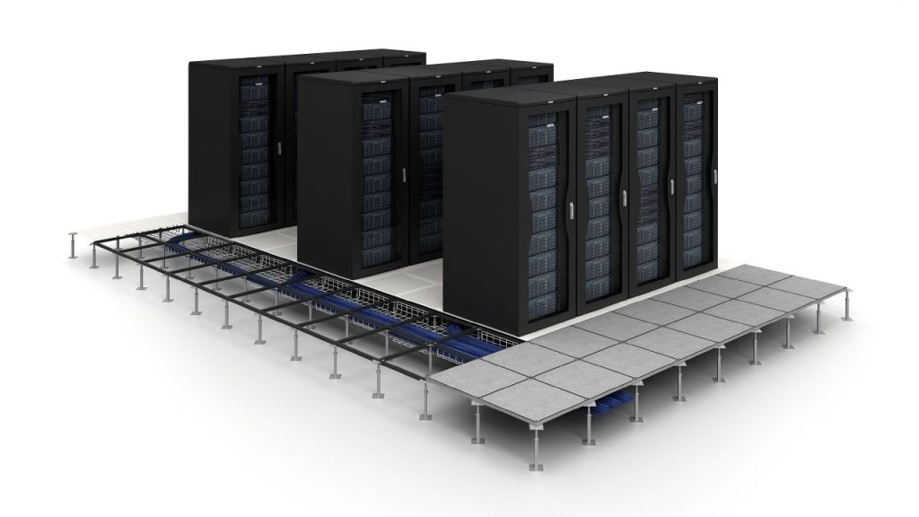 Data Center Gabinete Cableado Estructurado