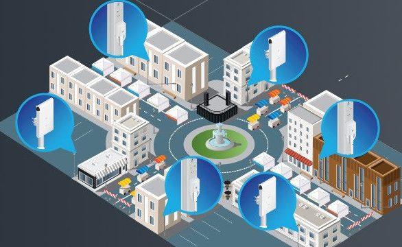 wifi para empresas a gran distancia